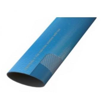 Напорен маркуч за вода тип Lay flat (плосък), производител SAB, модел Pressure (Налягане). Работно налягане от 2 до 4 bar.