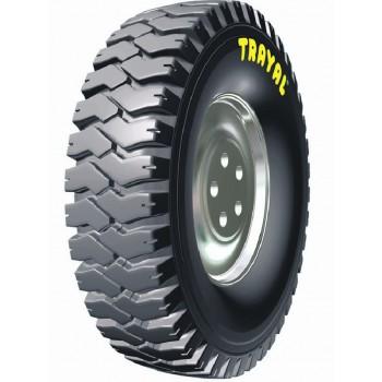 Външна гума за мотокар Trayal 18x7-8/6 D45S